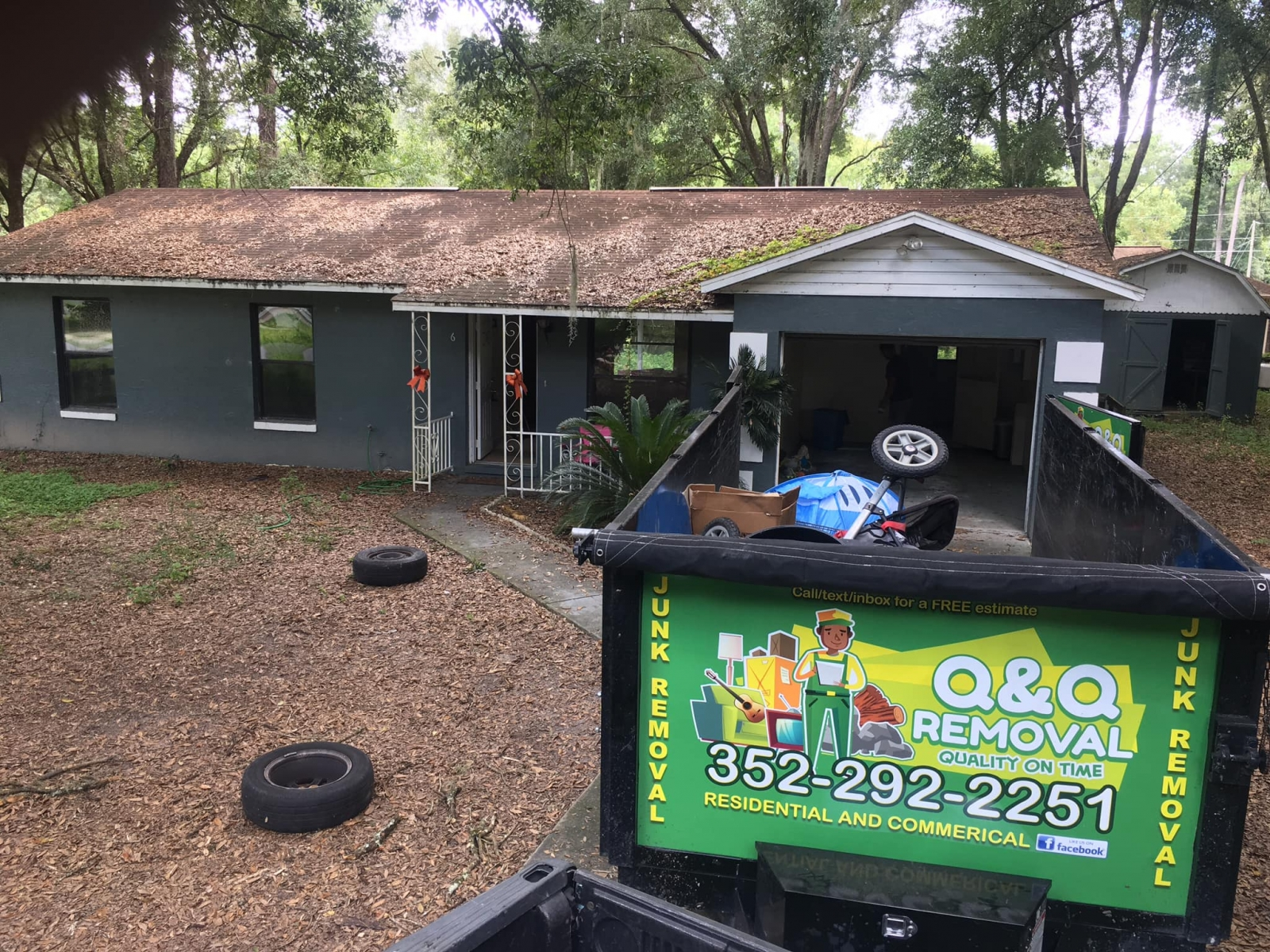 Q & Q House Clean out Ocala FL