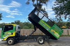 Q & Q Garbage Hauling Dump Truck Belleview, FL