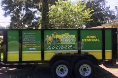 Q & Q Junk Hauling Trailer Lake County FL